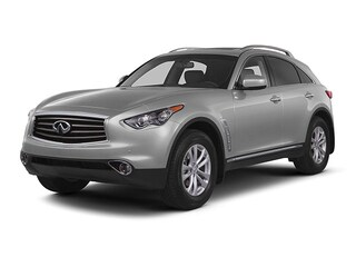 used 2015 INFINITI QX70 Base SUV in Lafayette