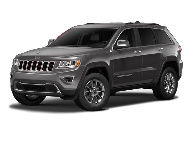 2015 Jeep Grand Cherokee 4WD Limited SUV