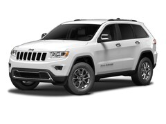 Used 2015 Jeep Grand Cherokee Limited SUV U73877T in Orangeburg, NY