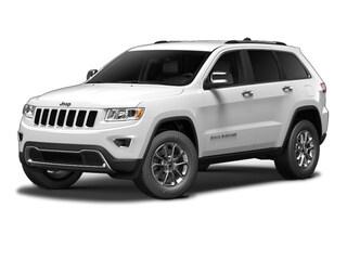 2015 Jeep Grand Cherokee Limited 4WD Navigation SUV