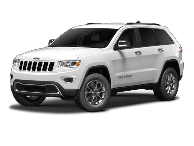 Used 2015 Jeep Grand Cherokee Limited SUV in North Attleboro