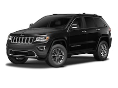 Certified Pre-owned 2015 Jeep Grand Cherokee Limited 4x4 SUV for sale in the Bronx near white plains, NY