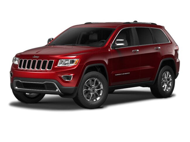 used 2015 Jeep Grand Cherokee Limited SUV for sale in Webster NY