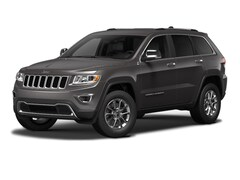 Used 2015 Jeep Grand Cherokee Limited 4x4 SUV in Somerset
