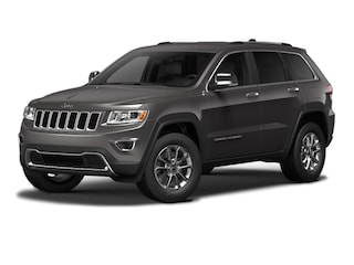Bargain Used 2015 Jeep Grand Cherokee Limited SUV CP9447A in Danville, KY