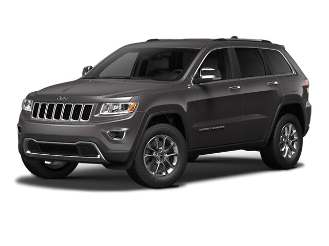Pre Owned 2015 Jeep Grand Cherokee Limited SUV For Sale In Charlotte, NC