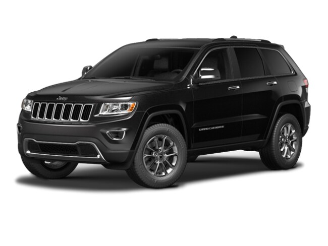 Used 2015 Jeep Grand Cherokee Limited 4x2 SUV For Sale Cary, NC