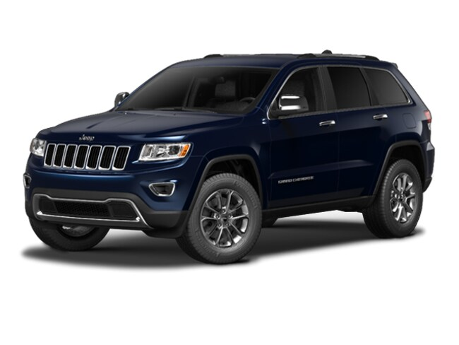 Used 2015 Jeep Grand Cherokee Limited SUV Corona