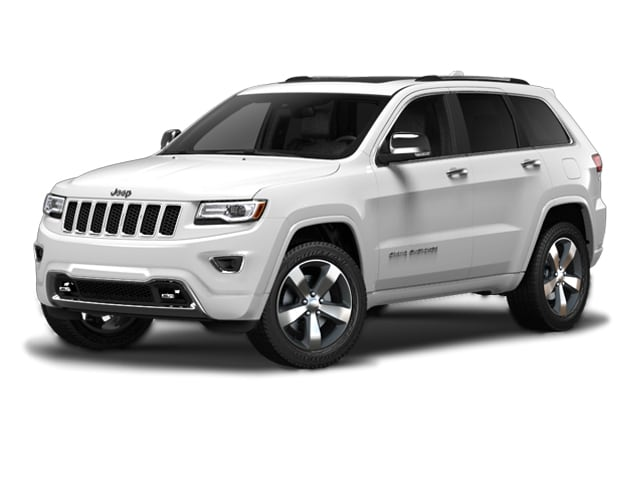 2015 Jeep Grand Cherokee OVERLAND 4X4 Sport Utility