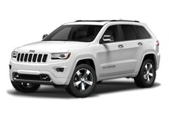 2015 Jeep Grand Cherokee Overland 4x4 SUV Certified Pre-Owned For Sale in Danbury, CT