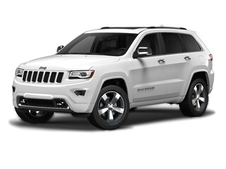 2015 Jeep Grand Cherokee 4WD  High Altitude Sport Utility