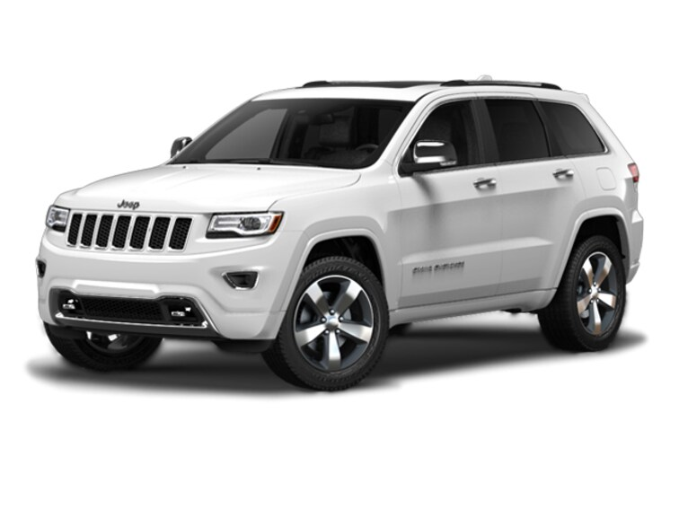 Used 2015 Jeep Grand Cherokee Overland 4x4 SUV in Durango, CO