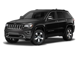 Used 2015 Jeep Grand Cherokee Overland SUV in Dayton, OH