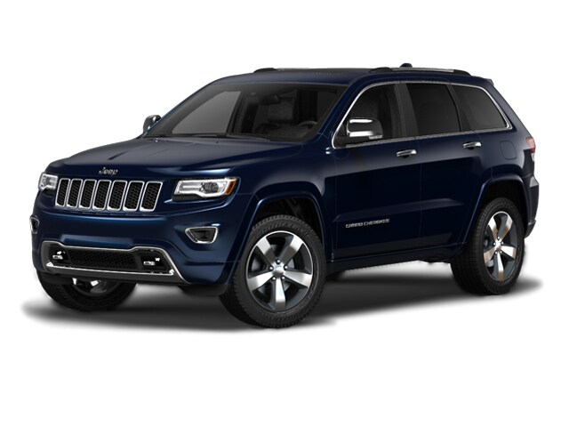 Used Vehicles for sale 2015 Jeep Grand Cherokee Overland 4x4 Overland  SUV in Birmingham, MI