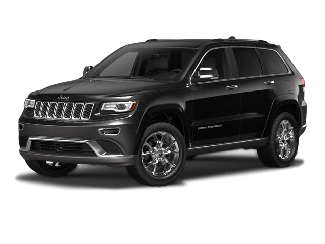 2015 Jeep Grand Cherokee Summit 4x4 SUV