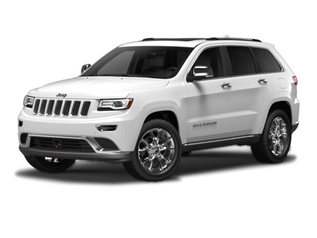 New 2015 Jeep Grand Cherokee Summit 4x2 SUV in Orlando
