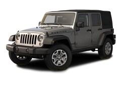 2015 Jeep Wrangler Unlimited Rubicon SUV