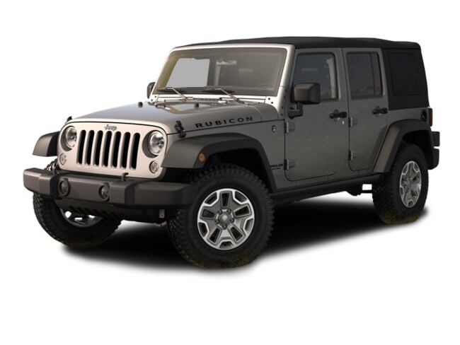 2015 Jeep Wrangler Unlimited Rubicon SUV