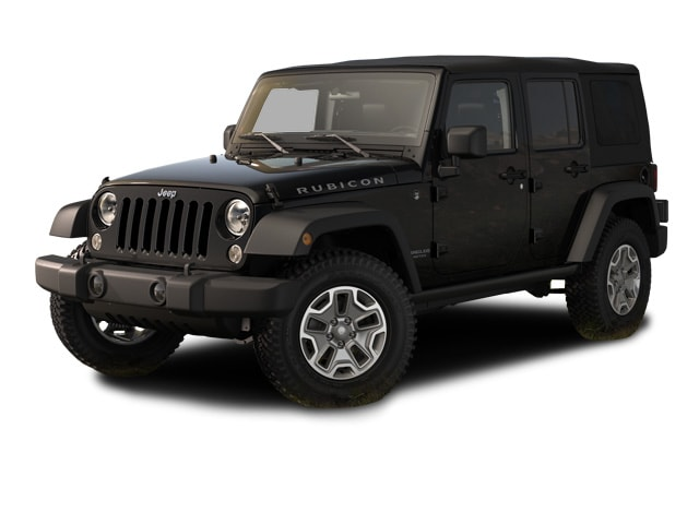 2015 Jeep Wrangler Unlimited Rubicon 4x4 SUV