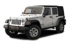 2015 Jeep Wrangler Unlimited RUBICON 4X4 Sport Utility