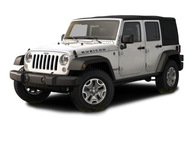 2015 Jeep Wrangler Unlimited RUBICON 4X4 Sport Utility
