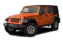 2015 Jeep Wrangler Unlimt Rubicon Hard Rock WAGON