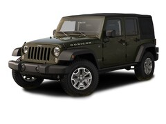 2015 Jeep Wrangler Unlimited SUV in Exeter NH at Foss Motors Inc