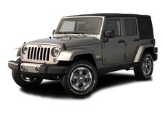 2015 Jeep Wrangler Unlimited 4WD 4dr Sahara SUV