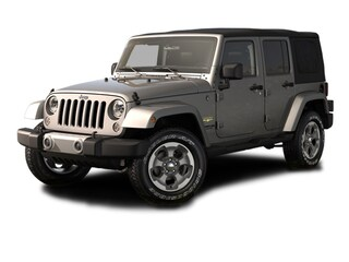 Used 2015 Jeep Wrangler Unlimited Sahara SUV for sale in Irondale, AL