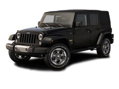 Used 2015 Jeep Wrangler Unlimited Sahara 4x4 SUV in South Burlington