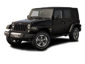 2015 Jeep Wrangler Unlimited Sahara 4x4