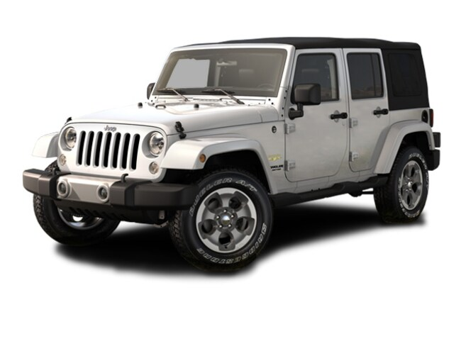 Certified 2015 Jeep Wrangler Unlimited SUV Exeter, NH