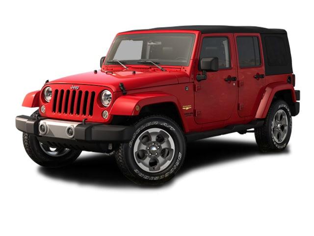 2015 Jeep Wrangler Unlimited SUV