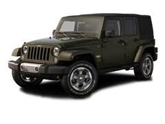 Used 2015 Jeep Wrangler Unlimited Sahara 4x4 SUV For Sale Near Syracuse, NY