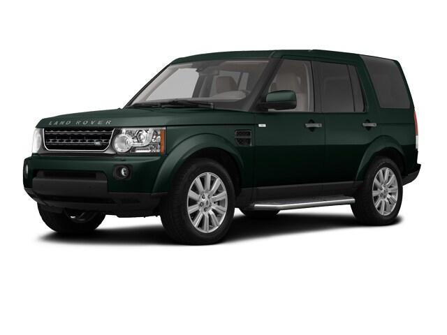 2015 Land Rover LR4 SUV