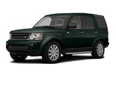 Used 2015 Land Rover LR4 Base SUV Boston Massachusetts