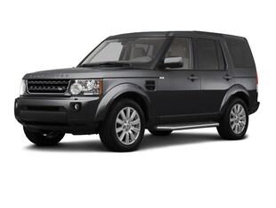 2015 Land Rover LR4 4WD 4dr HSE Sport Utility