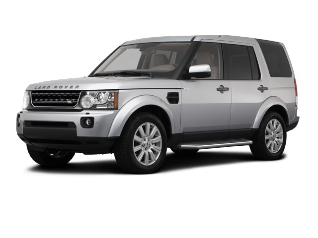 2015 Land Rover LR4 HSE SUV