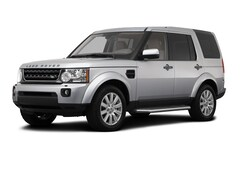 Used 2015 Land Rover LR4 LUX 4WD 4dr for sale in Houston, TX
