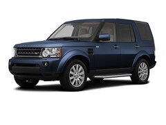2015 Land Rover LR4 Base SUV