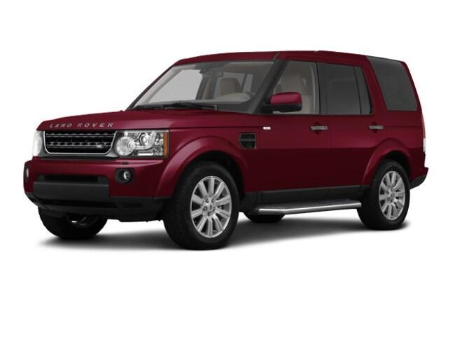 2015 Land Rover LR4 Base SUV