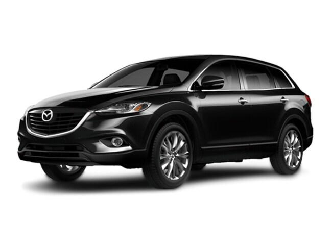 Certified Pre-Owned 2015 Mazda Mazda CX-9 Grand Touring SUV in Pottstown, PA