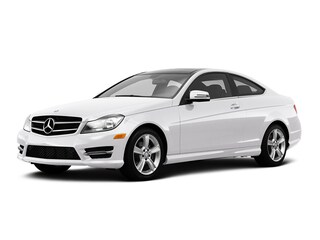 Certified 2015 Mercedes-Benz C-Class C 250 2dr Cpe  RWD Coupe in Fort Myers