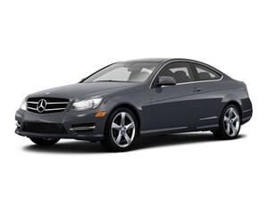 Pre-Owned 2015 Mercedes-Benz C-Class C 350 Coupe for sale in Glendale CA