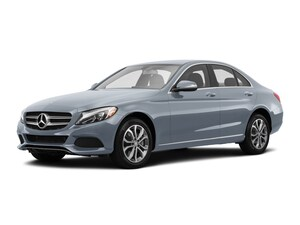 2015 Mercedes-Benz C-Class 4DR SDN C 300 Luxury RWD