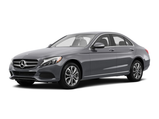 2015 Mercedes-Benz C-Class C 300 Sedan