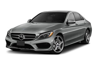 2015 Mercedes-Benz C-Class C 400 4MATIC Sedan