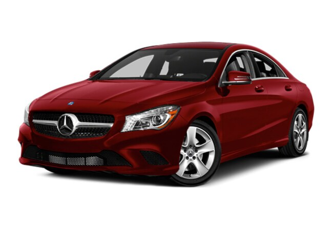 Used 2015 Mercedes-Benz CLA 4DR SDN CLA 250 4matic Coupe Union City