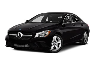 Certified Pre-Owned 2015 Mercedes-Benz CLA CLA 250 4MATIC Coupe F6255 near Boston, MA