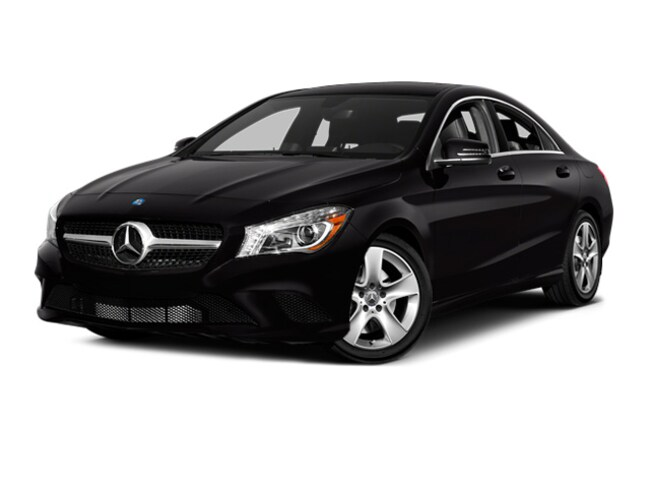 Pre-owned vehicle 2015 Mercedes-Benz CLA 250 4MATIC Coupe for sale near you in Loves Park, IL